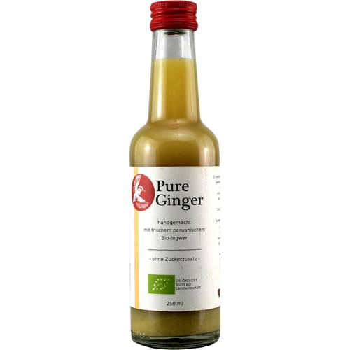 Tj-Foodmanufactur Pure Ginger 250 ml - EAN 674386747301