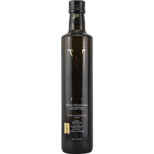 Gut Vassilakis Natives Olivenöl extra Bio Vee 500 ml -...