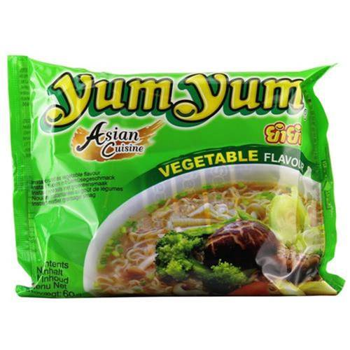 Yum Yum Vegetable Flavour 60 g - EAN 8852018101062