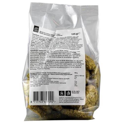 Golden Turtle Brand Wasabi Crackers Reis Cracker 125 g -2