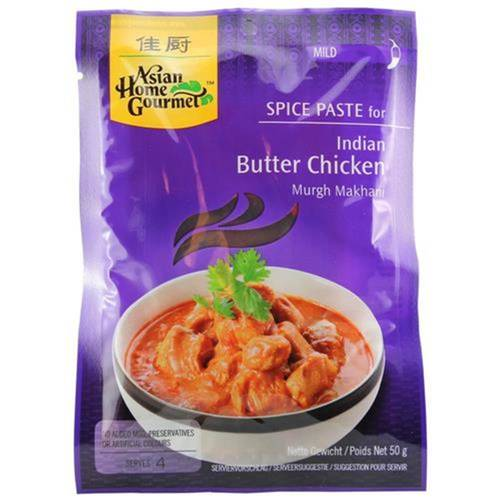Asian Home Gourmet Spice Paste Indian Butter Chicken -...