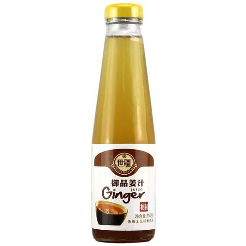 Shijiangfood Ginger Juice 250 ml - EAN 6970038500114