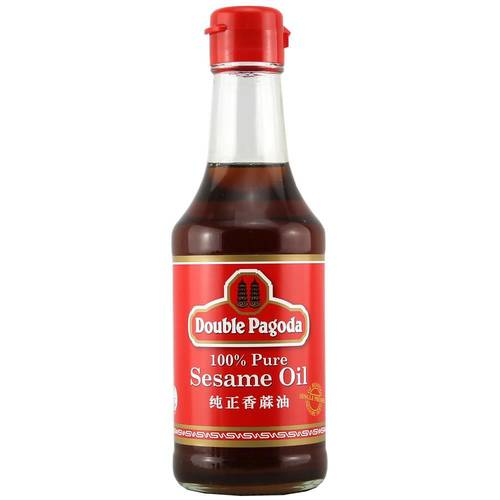 Double Pagoda Sesame Oil - 100% Pure 250 ml - EAN...