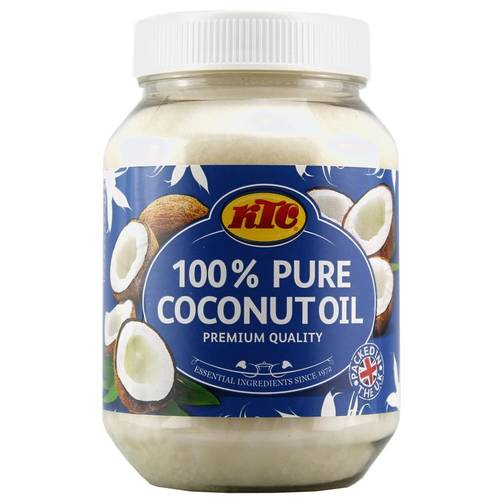 KTC 100% Pure Coconut Oil Kokosöl 500 ml - EAN 5013635101818